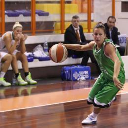 La talentuosa Marija Eric (Lazur Catania)