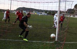 Il gol di Mangano