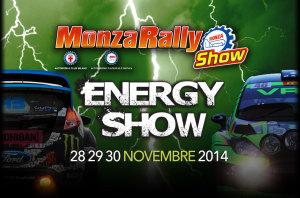 Locandina Monza Rally Show (28-29-30 novembre)