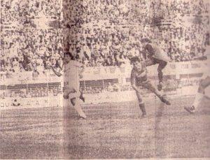 1984-85 Messina-Catanzaro 1-0, il gol di testa di Totò Schillaci