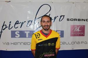 Il playmaker Ivan Stuppia (Spadafora) decisivo con 21 punti