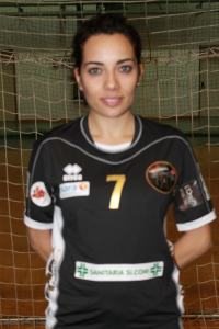 Denise Truscello (Handball Messina)