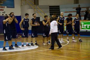 Il roster della Vis Reggio Calabria e il tecnico Checco d'Arrigo