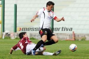 Per Arturo Di Napoli 20 reti in 32 gare con l'ACR nella serie D 2009-2010