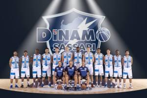 L'organico della Dinamo Sassari