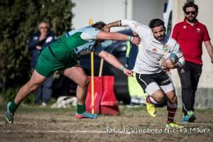Bertè (Amatori Messina) in azione