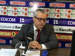 Giovanni Perdichizzi in conferenza stampa
