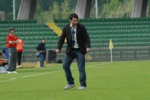 Il nuovo direttore sportivo del Messina Danilo Pagni