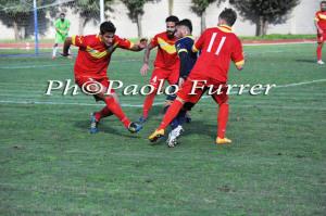 Damonte, Bucolo e Bonanno provano a riconquistare un pallone