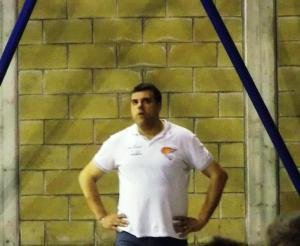 L'allenatore della capolista Nuovo Avvenire Spadafora