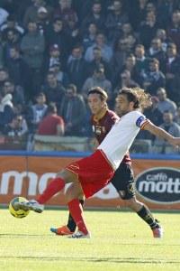 Giorgio Corona in azione (foto Furrer)