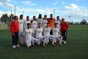 La formazione titolare del Città di Messina