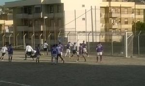 Contesse - Arci Grazia 2-1 il gol di D'Avì