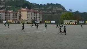 Contesse - San Giovannese 3-2 una fase del match