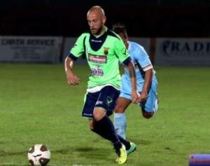 Fabio Tito non dovrebbe lasciare la Casertana