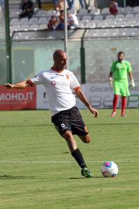L'ex difensore, oggi Allenatore dei Giovanissimi del Benevento