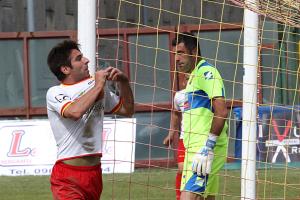 Roberto Chiaria in azione