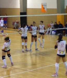 Giavì Pedara - Effe Volley S. Teresa 1-3