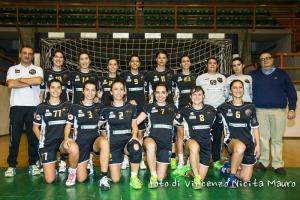 Handball Messina Team