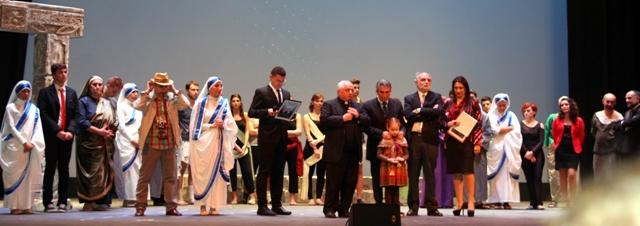 Musical Madre Teresa