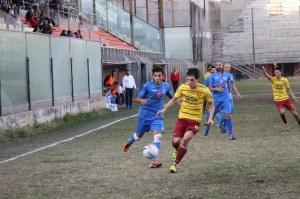 Una fase di Città di Messina-Siracusa