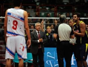 Le perplessità di Giovanni Perdichizzi (foto Checchi)