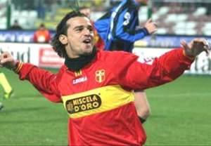 Per ''Re Artù'' 24 gol in A e 19 in B con la maglia del Messina tra il 2003 ed il 2007