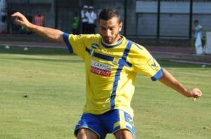 Antonio Schetter, centrocampista dell'Ischia