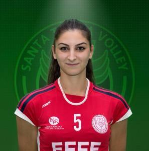 Silvia Bilardi (Effe Volley Santa Teresa)