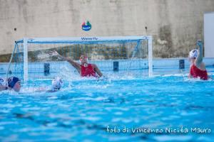 Sevenich al tiro (Foto Vincenzo Nicita Mauro)