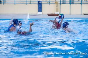 Bosurgi in azione di tiro (Foto Vincenzo Nicita Mauro)