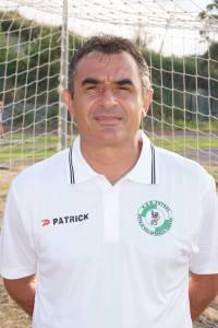 Rosario Scibilia, allenatore del Città di Villafranca