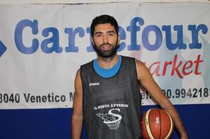 Marco Busco (Spadafora), 18 punti contro Gravina