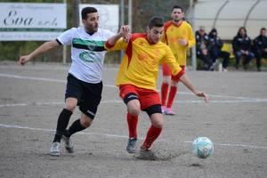 Una fase del match (foto Isolino)