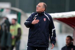 Leonardo Menichini, allenatore della Salernitana