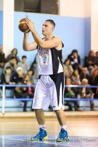 Marco Sabarese, pivot dellFp Sport (foto Nicita)