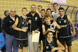I ragazzi dell'Orlandina Basket