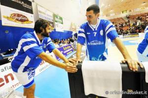 Matteo Soragna e Gianluca Basile