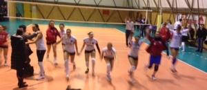 L'Effe Volley festeggia a Reggio