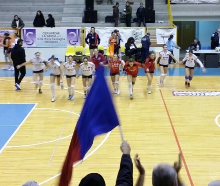 Effe Volley festeggia a Santo Stefano Camastra