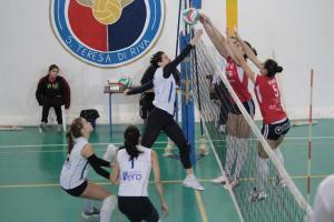 Funziona il mureo dell'Effe Volley