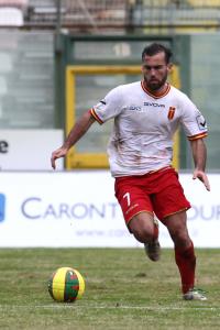 Luca Orlando in azione (foto Maricchiolo)