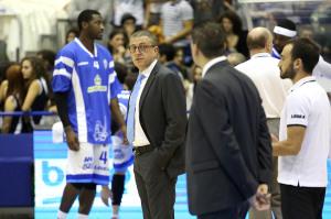 Coach Griccioli - Foto Roberta Fazio
