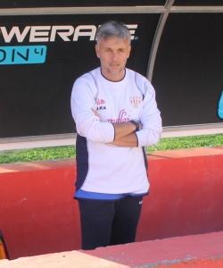 Marco Sesia, tecnico del Barletta (foto Furrer)
