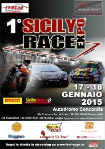 La locandina Sicily Race Expo