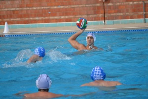 Lanfranchi in azione (Cus Unime-San Mauro)