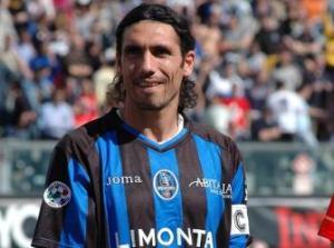 L'argentino Gabriel Raimondi, adesso procuratore, da calciatore è stato un'autentica bandiera del Pisa