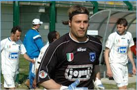 L'ex portiere del Messina Giancarlo Petrocco ha chiuso la sua carriera da calciatore nella Paganese