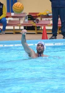 Maurizio Blandino in azione