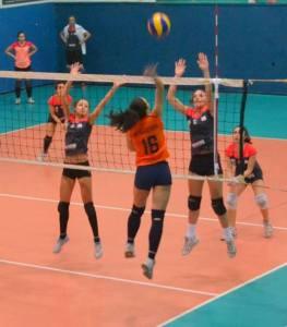 Messana Tremonti -Acireale 3-0. Una fase del match